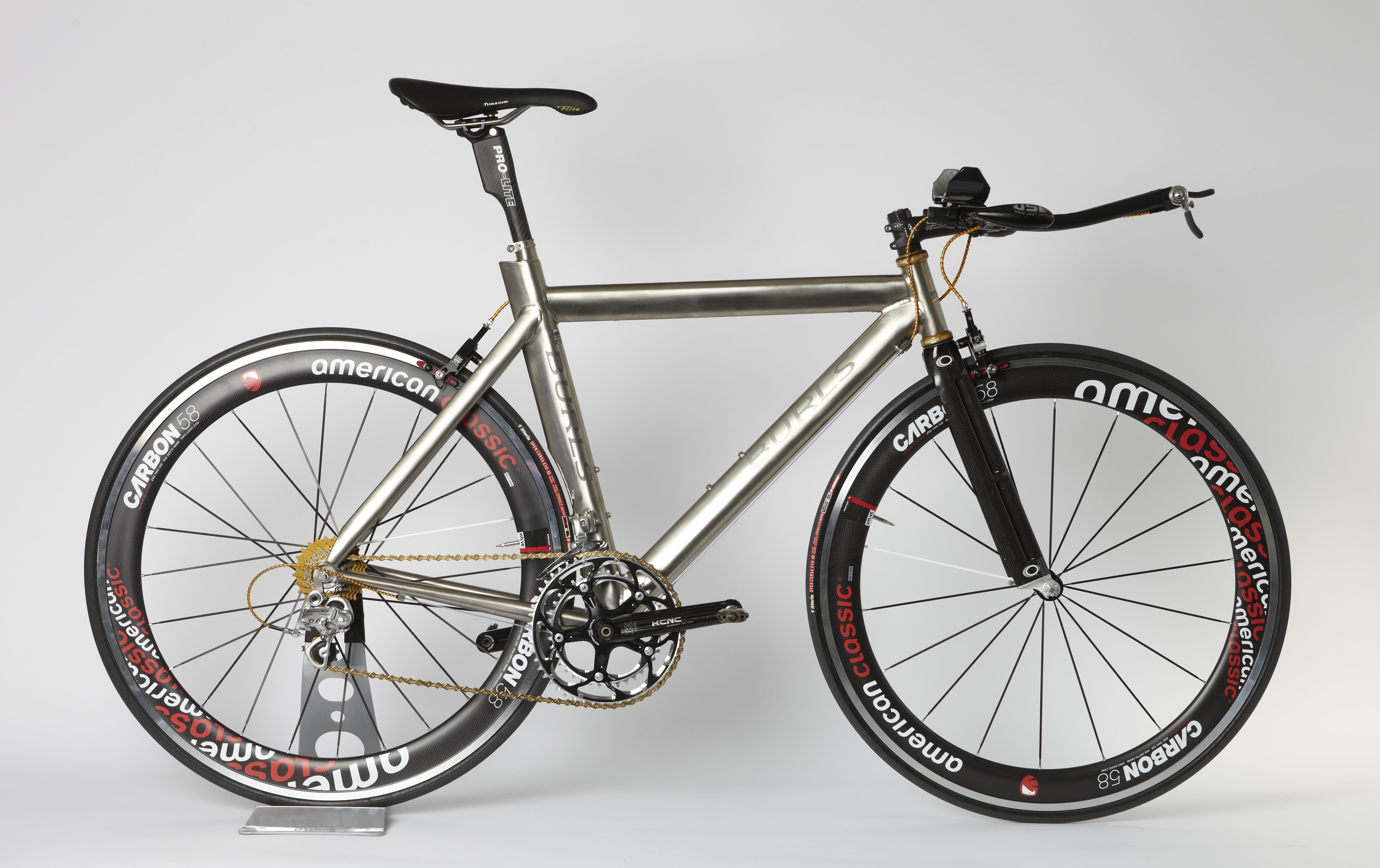 Burls Titanium Time Trial (TT)